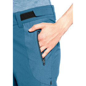 Maier Sports Kerid Mix Pants Women blue sapphire